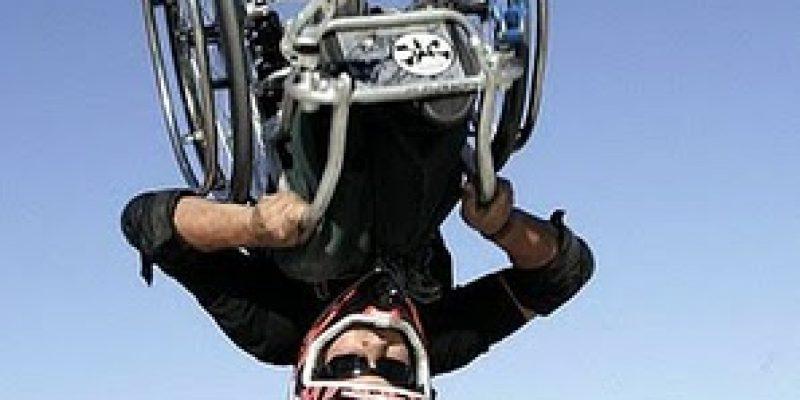 Discapacidad y superación Historia del mago con una sola mano