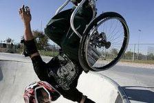 Aaron Fotheringham – Silla de ruedas extrema