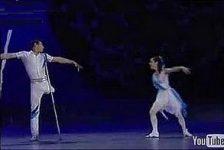 Bailarines peculiares