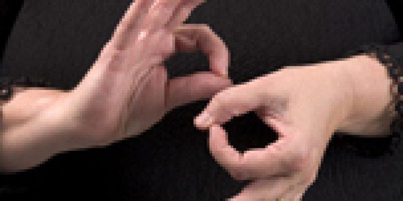 Lenguaje de señas o signos – Manos que hablan