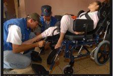 MIsión Manuela Espejo ayuda a personas con discapacidad