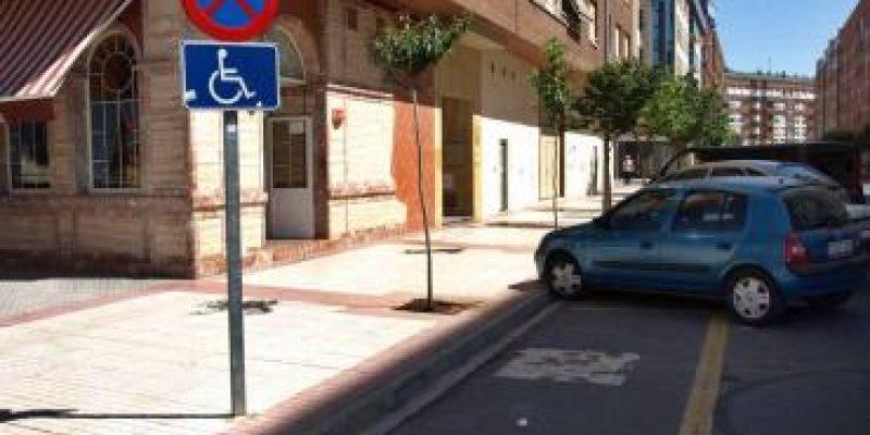 Personas invidentes podrán pedir la tarjeta de aparcamiento para discapacitados