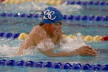 Diéz nadadores con discapacidad entrenan en Málaga, para el próximo campeonato mundial