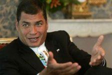 40 mdd para discapacitados Ecuador anunció Rafaél Correa