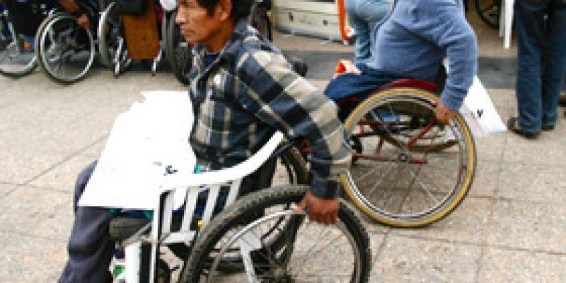 OMS, Discapacidad: Informe Mundial sobre la discapacidad