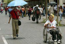 Estudian norma de acceso para personas con discapacidad