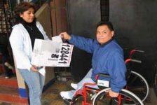 Exígen a candidatos municipales, presentar propuestas para discapacitados de Perú