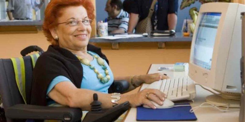 Estados Unidos mejorará acceso a internet para las personas con discapacidad