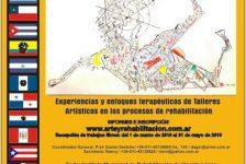 En Argentina se realizará el 6to Congreso Latinoamericano de Arte y Rehabilitación