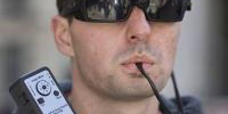 El soldado que puede ver con la lengua