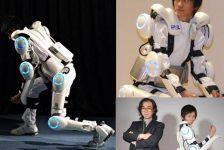 Exoesqueleto HAL será fabricado en masa para su comercialización