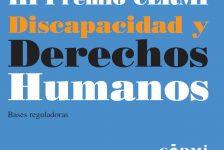 España – Convocatoria, III Edición del Premio CERMI 'Discapacidad y Derechos Humanos'