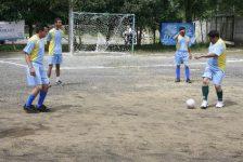 En Guatemala inauguran juegos para invidentes y personas con discapacidad