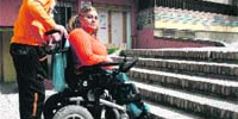 Más del 14% de las personas con discapacidad no cuentan con la atención necesaria