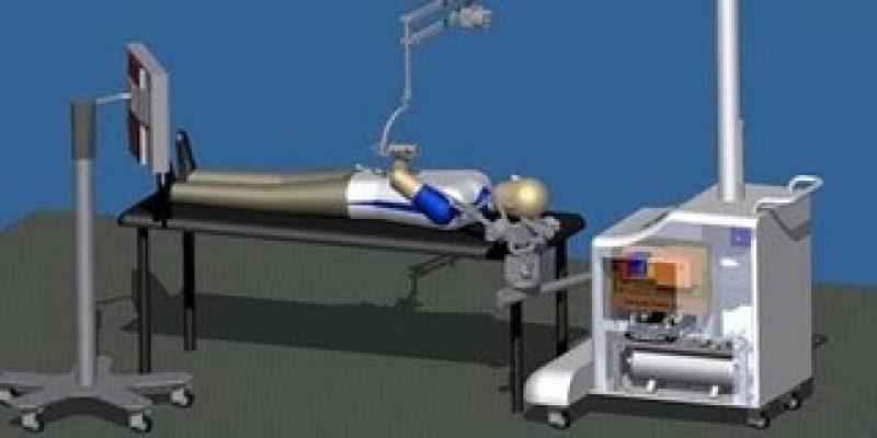 La Fundacion Casa Verde presenta al robot de rehabilitación AUPA de España