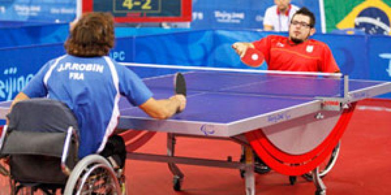 Tenis de mesa adaptado