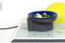 Cocina para personas con deficiencias visuales