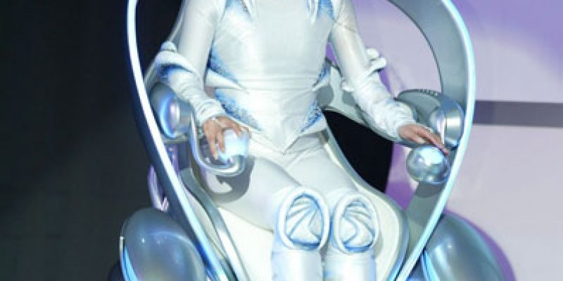 I-Unit – ¿Silla de ruedas alienigena?