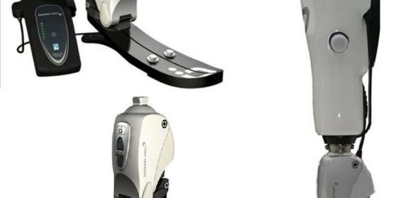 Propio Foot – Primer pie biónico inteligente creado por empresa Ossur