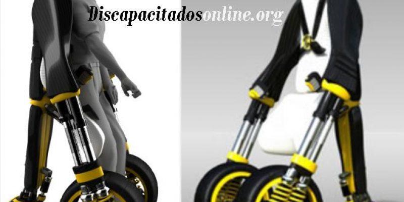 Nuevo concepto de silla de ruedas diseñada por estudiante de Universidad de Melbourne
