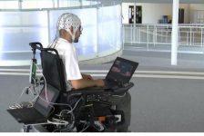 En Suiza presentaron silla de ruedas controlada por el cerebro