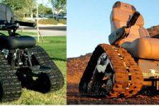 Tankchair – ¿Silla de ruedas todo terreno? o ¿tanque de guerra?