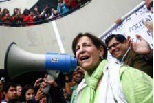 Candidata Susana Villarán se compromete con discapacitados de Lima