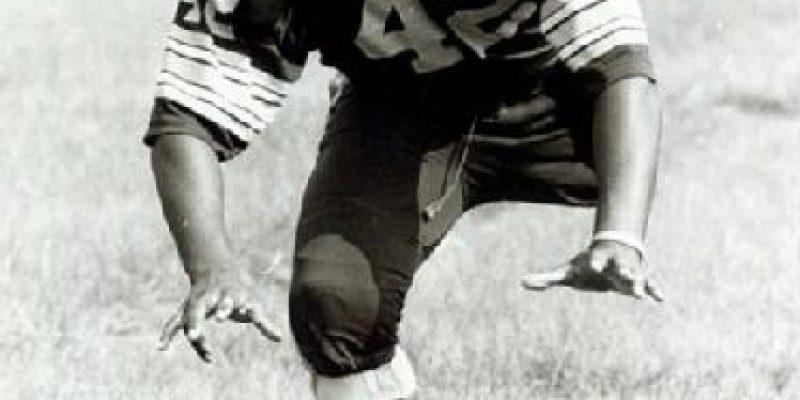 Carl Joseph – Destacó en Atletismo, Baloncesto y Fútbol Americano, con una sola pierna