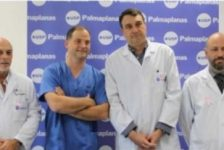 España – Reconstruyen pechos con celulas madre a enferma de cáncer