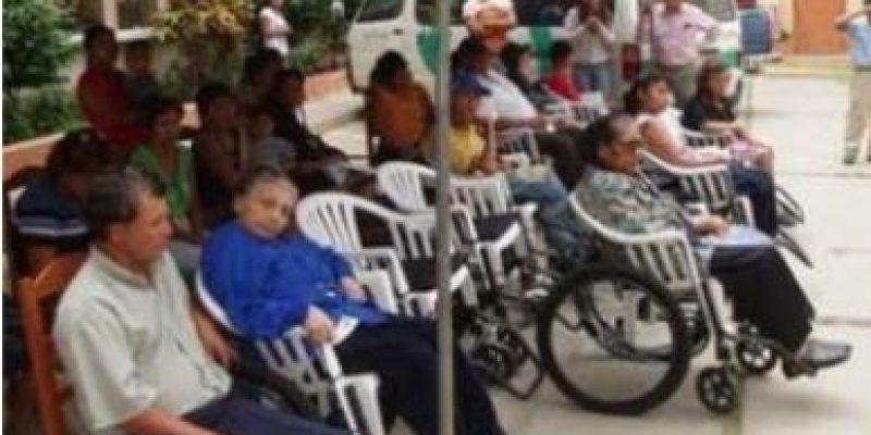 Perú – Personas con discapacidad de Talara exígen puestos de trabajo