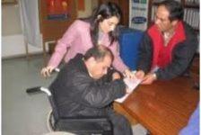 Multa para discapacitados que no acudan a votar en elecciones Municipales