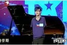 Liu Wei – Pianista sin brazos ganó concurso de talentos