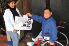 Perú – A pesar de las dificultades, personas con discapacidad acudieron a sufragar