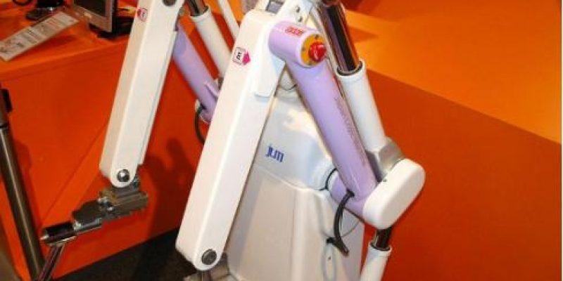Yurina – Robot asistencial japonés