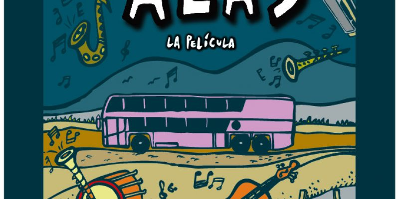 """Mira el cortometraje de León Giego y artistas con discapacidad """"Mundo Alas"""""""