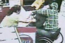 Un hombre en silla de ruedas, frustra asalto a una tienda