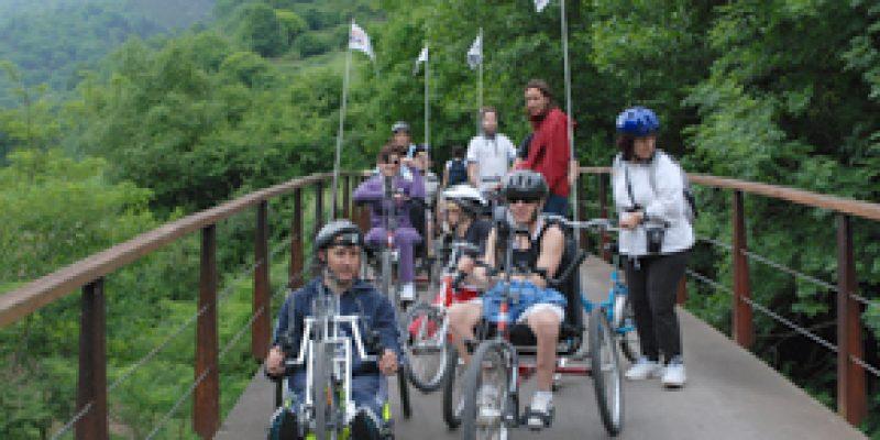 España – Fundación También y Repsol se unen al programa de Ciclísmo Adaptado
