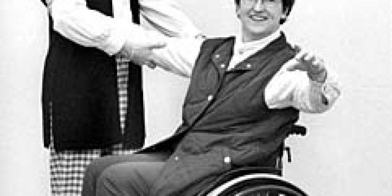 Orígen del baile en silla de ruedas