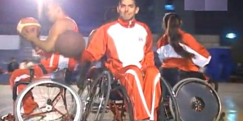 Equipo peruano de baloncesto en silla de ruedas pide apoyo para poder viajar a Venezuela
