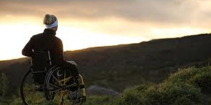 Erica Davis – Subió el Kilimanyaro en su silla de ruedas