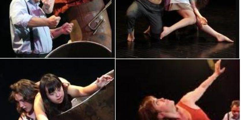 "España – 4  jovenes con discpacidad intelectual participan en espectáculo de danza ""Heroica3"""