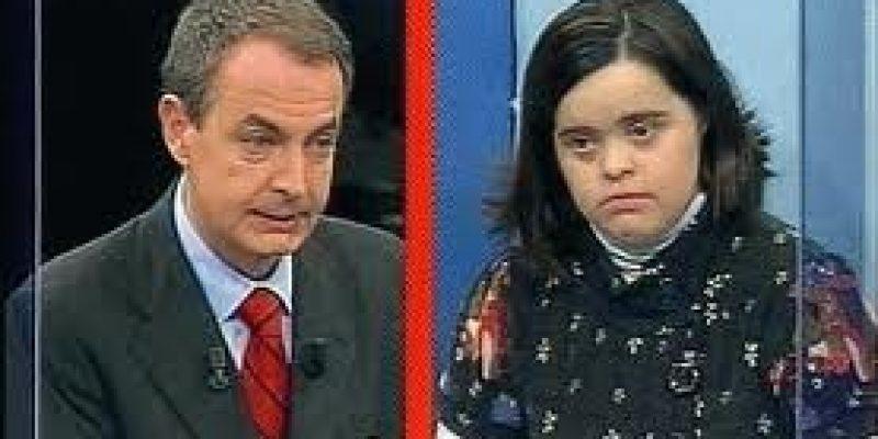 Historia de Izaskun, Jóven con Síndrome de Down que pidió empleo a presidente Zapatero