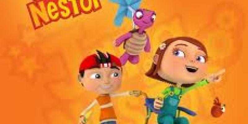 Jara y Néstor – Nueva serie animada cuya protagonista es una niña en silla de ruedas