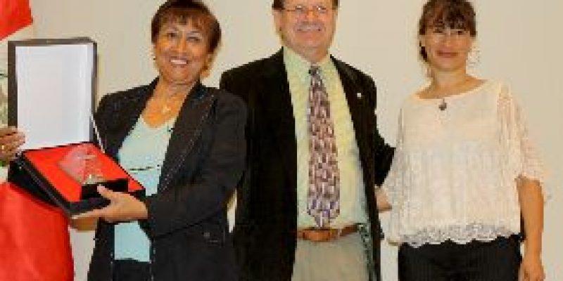 Perú – OEA entrega premio al MINSA por inclusión laboral de personas con discapacidad