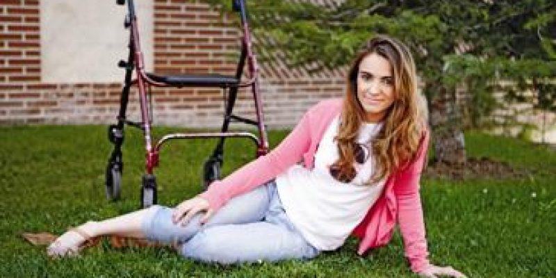 Miriam Fernández – Parálisis cerebral no fue obstáculo para ganar concurso de televisión