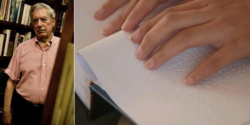 Perú – Obras de Vargas Lloza son transcritas al sistema braille