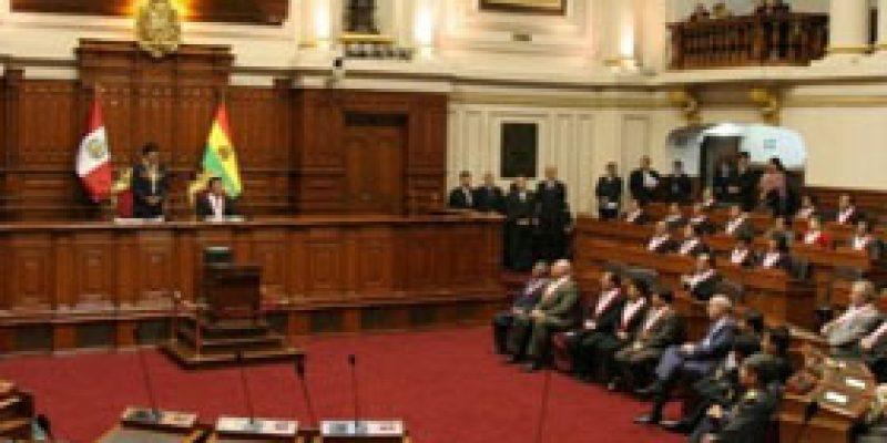 Perú – Congreso aprueba ley de protección a discapacitados de las FF.AA y Policía Nacional