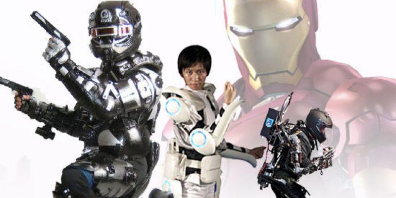 Exoesqueletos – Evolución de los trajes robóticos