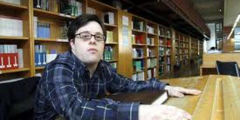 Pablo Pineda, actor con Síndrome de Down defiende el derecho de los discapacitados