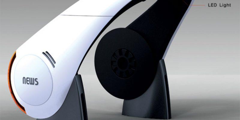Concepto adaptador para convertir silla de ruedas maual en eléctrica